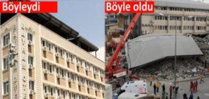 van depremi, bayram oteli